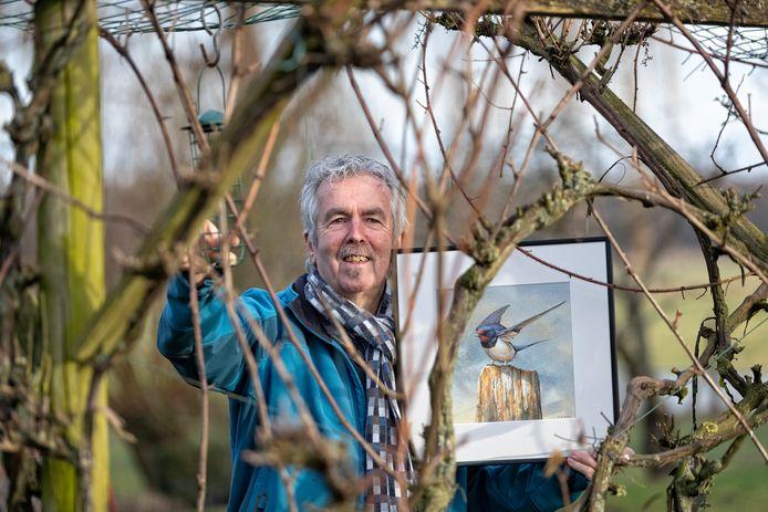 Vogelaar Bas Bijl wint de Frater Willibrordus Prijs van het radioproramma Vroege Vogels.