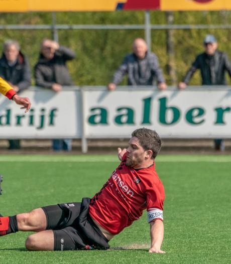 Hattrick Houterman houdt Bemmel in kampioensrace