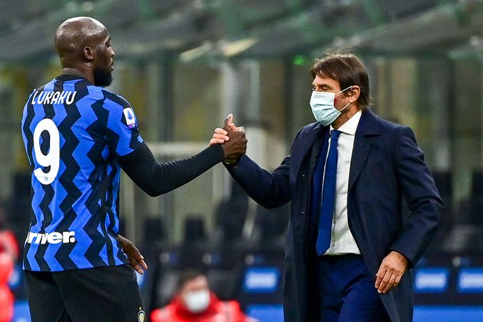 Lukaku - Conte: 'match made in heaven'.