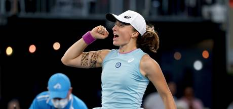 Roland Garros-winnares Swiatek mentaal sterker dankzij Lego: 'Het werkt perfect voor mij'