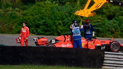 """Onze man die GP van Brazilië volgde beseft dat koningsdrama de annalen in zal gaan: """"Ferrari heeft oplapwerk"""""""