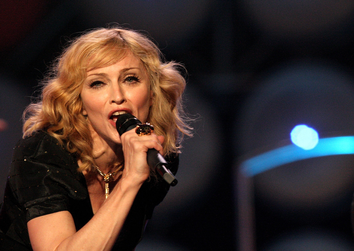 Madonna Beeld Getty Images