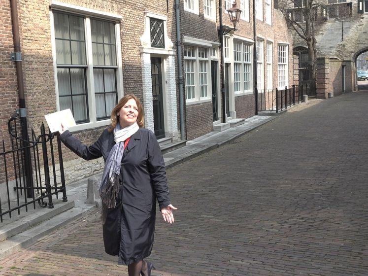In de voetsporen van de Oranjes in Middelburg