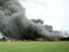 Roep om maatregelen na grootste stalbrand ooit