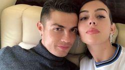 """""""Cristiano Ronaldo in het geheim getrouwd met Georgina Rodriguez"""""""
