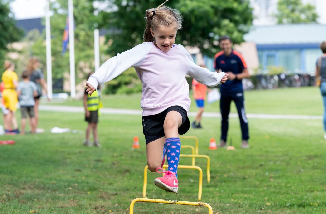 Berkellympics: Olympische Spelen voor kinderen in Borculo