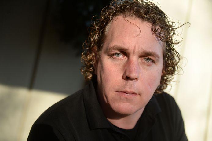 Horecabeveiliger Niels Boomkamp