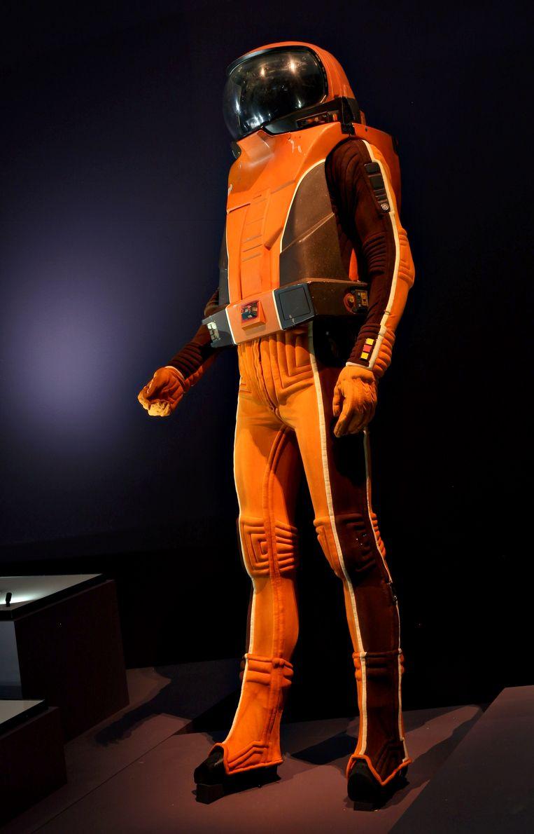 Het ruimtepak van Meneer Spock. Beeld Sanne Donders