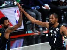 Perfecte rentree in NBA: Kevin Durant gooit alles raak