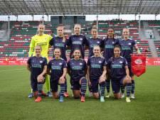 Champions League over voor PSV Vrouwen na nederlaag tegen Arsenal