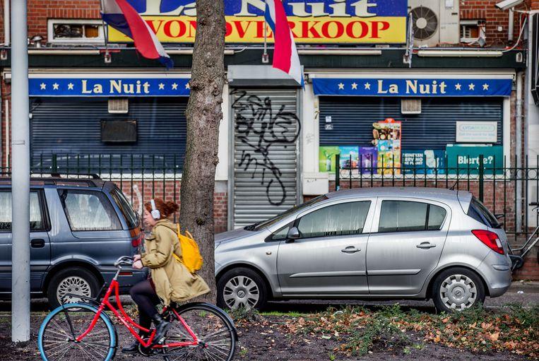 Nachtwinkel La Nuit aan de Waddenweg werd afgelopen jaren meerdere malen overvallen. Beeld Jean-Pierre Jans