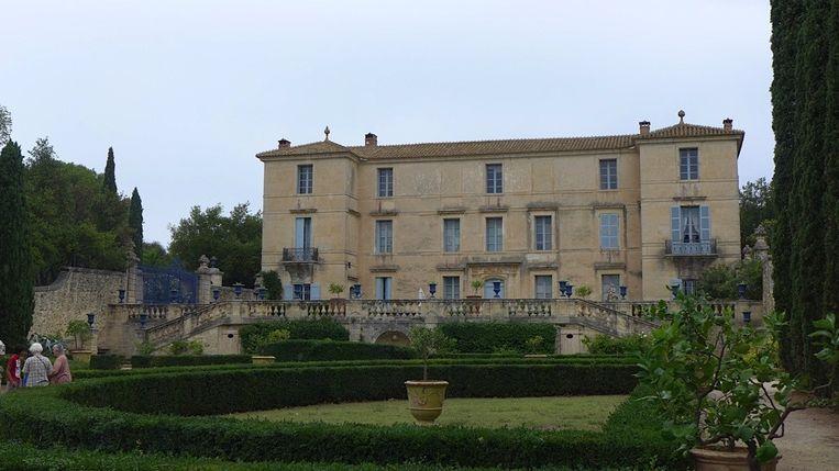 Château de Flaugergues. Beeld Heike Gulker
