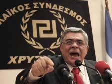Le dirigeant du parti néonazi Aube dorée arrêté