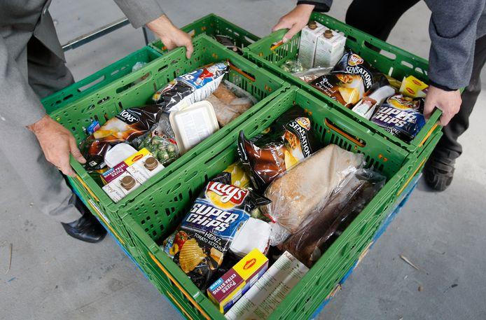 Stichting Oosterfaantje heeft steeds meer moeite om voedselpakketten samen te kunnen stellen.