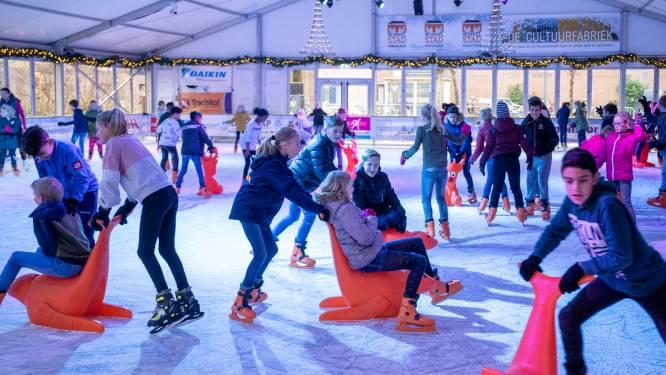 Het was even wachten maar Veenendaal krijgt weer een schaatsbaan in de winter