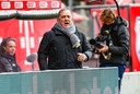 Feyenoord-trainer Dick Advocaat.