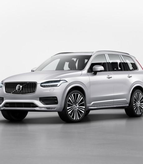 'Volvo maakt ook  de XC90 volledig elektrisch'