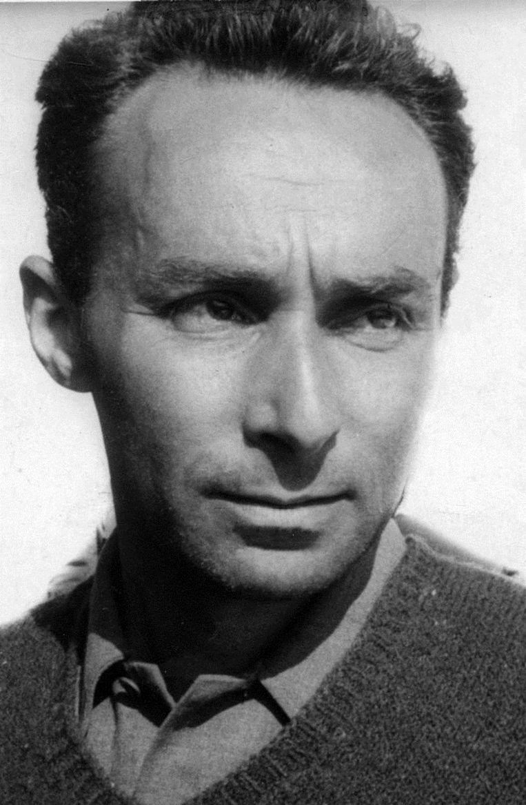 Primo Levi Beeld Frank Castelein