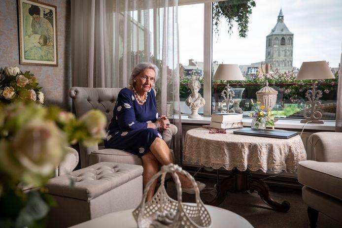 Christine Hesselink is op 87-jarige leeftijd gestopt is met haar vrijwilligerswerk voor Unicef in Oldenzaal.