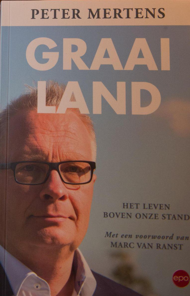 'Graailand' is uitgegeven bij EPO, telt 403 blz. en kost 20 euro.