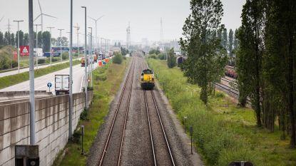 Joke Schauvliege (CD&V) gelooft in personenvervoer op spoorlijn 204 tussen Gent en Terneuzen