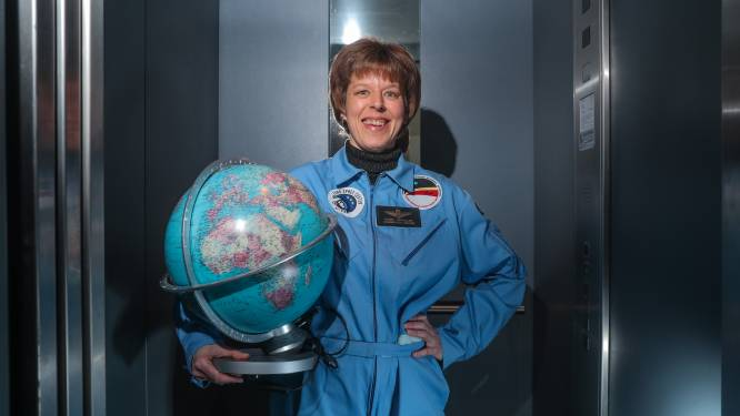 """Vlaamse leidt astronautes op (en was in 2008 zelf kandidaat): """"Sportieve vrouw met lang cv? Dan maak je goede kans"""""""