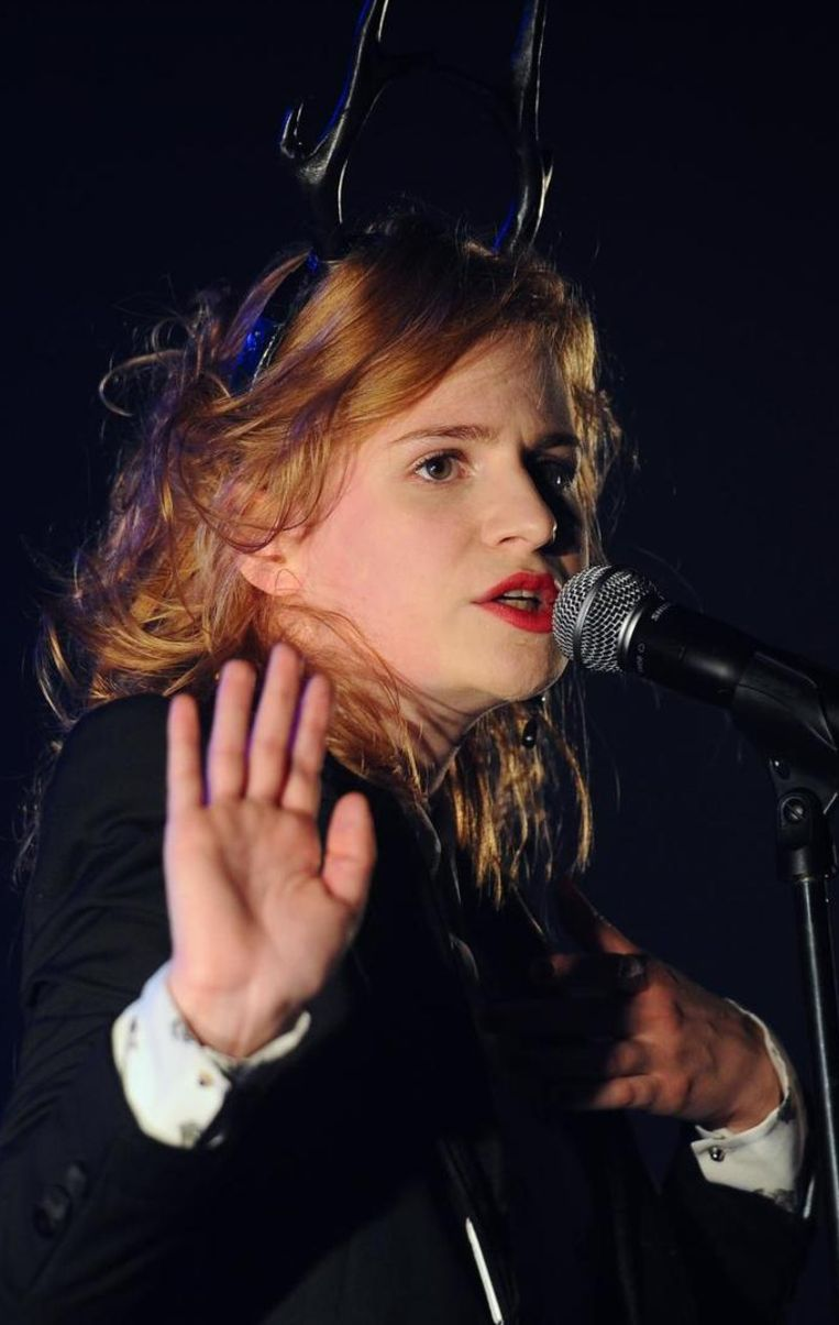 null Beeld Christine and the Queens