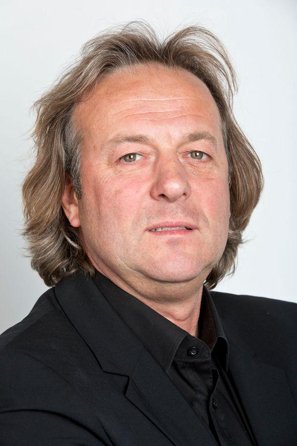 Kapper Philip Noppe.