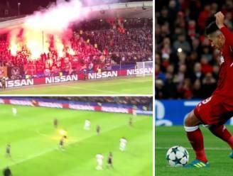 Liverpool speelt gelijk zonder Mignolet, heetgebakerde Russen treffen ref bijna met vuurpijl