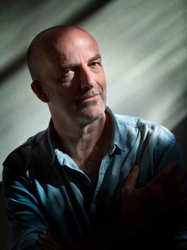 Arjan Visser. Beeld Mark Kohn