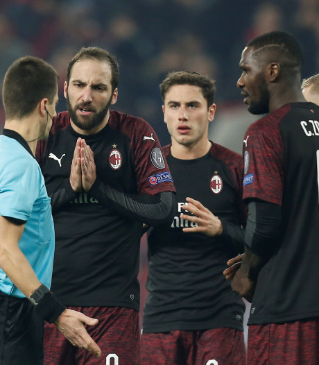 UEFA beboet AC Milan na overtreding regels Financial Fair Play