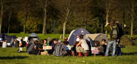 Occupy'ers Malieveld willen speciaal rantsoen