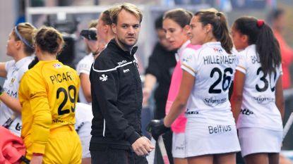 Red Panthers gaan door met bondscoach, maar zonder Jill Boon en Emilie Sinia