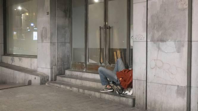 Aantal Brusselse dak- en thuislozen op tien jaar tijd meer dan verdubbeld