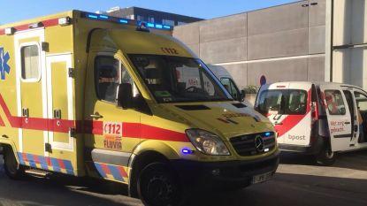 Fietser (61) gewond na aanrijding