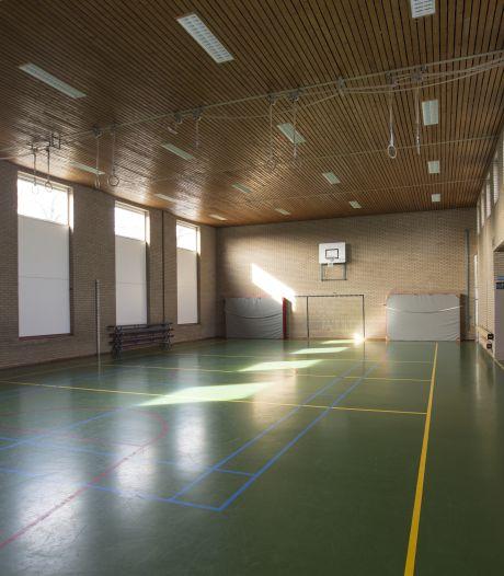 Verouderde gymzaal Wierden moet toch nog twee jaar mee