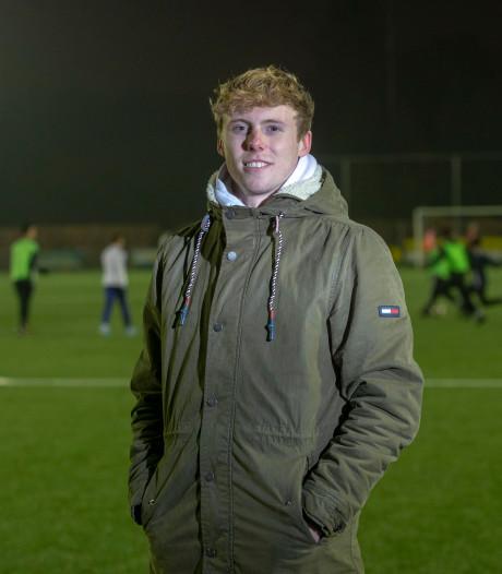 Ruben Florijn: van derde divisie naar derde klasse
