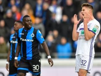 """Was de bewuste Club Brugge-Anderlecht waarin Delferière paars-wit moest """"beschermen"""" ook effectief controversieel?"""