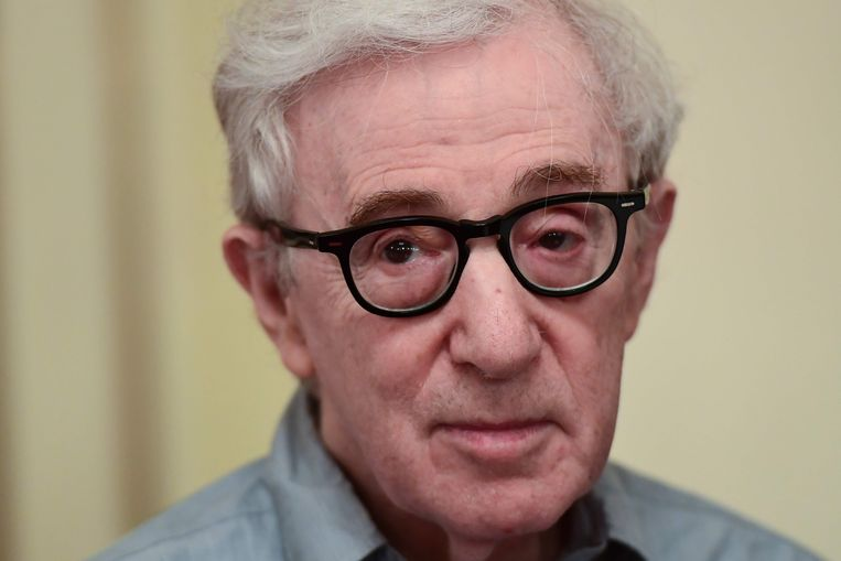 Hachette wil Woody Allens autobiografie niet meer uitgeven. Beeld AFP