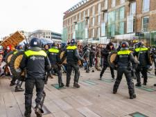 Internationale aandacht voor rellen in onder meer Eindhoven