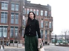 Cashen met virtuele influencer Esther die schittert bij Rotterdamse hotspots