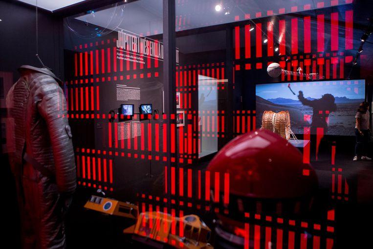 De moordzuchtige computer HAL 9000 in '2001: A Space Odyssey'. Beeld EPA