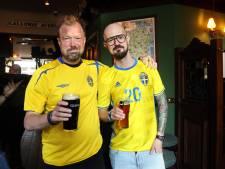 Haagse Zweden over het EK: 'We zouden een speler als Henrik Larsson goed kunnen gebruiken'