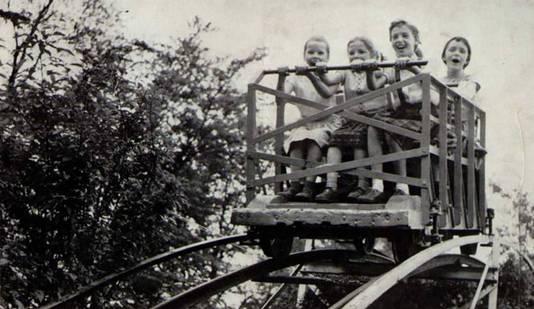 De achtbaan voor WOII.