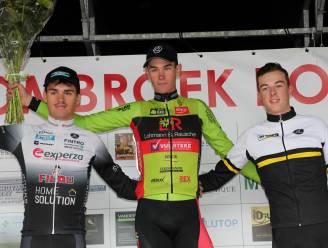 """Jens Delahaye knap derde in GP Tombroek: """"Dit is een mooie beloning op het einde van het seizoen"""""""