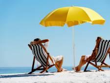 Brabanders (14 en 15) opgepakt voor inbraak in 120 strandhuisjes en doorknippen van handdoeken