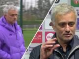 José Mourinho op straat gezet door Tottenham Hotspur