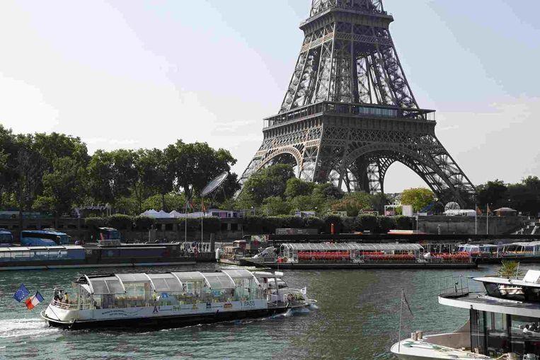 Frankrijk is de populairste vakantiebestemming bij de Belgen.