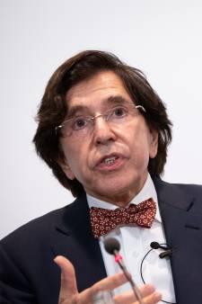 """Elio Di Rupo: """"Le début d'une troisième vague? Si c'est le cas, ça va être terrible"""""""