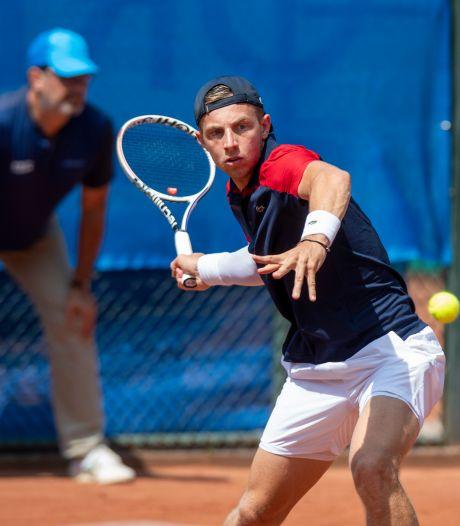 Tallon Griekspoor trekt in onvoorspelbare en spannende finale Dutch Open naar zich toe